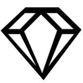 다이아몬드의 그림
