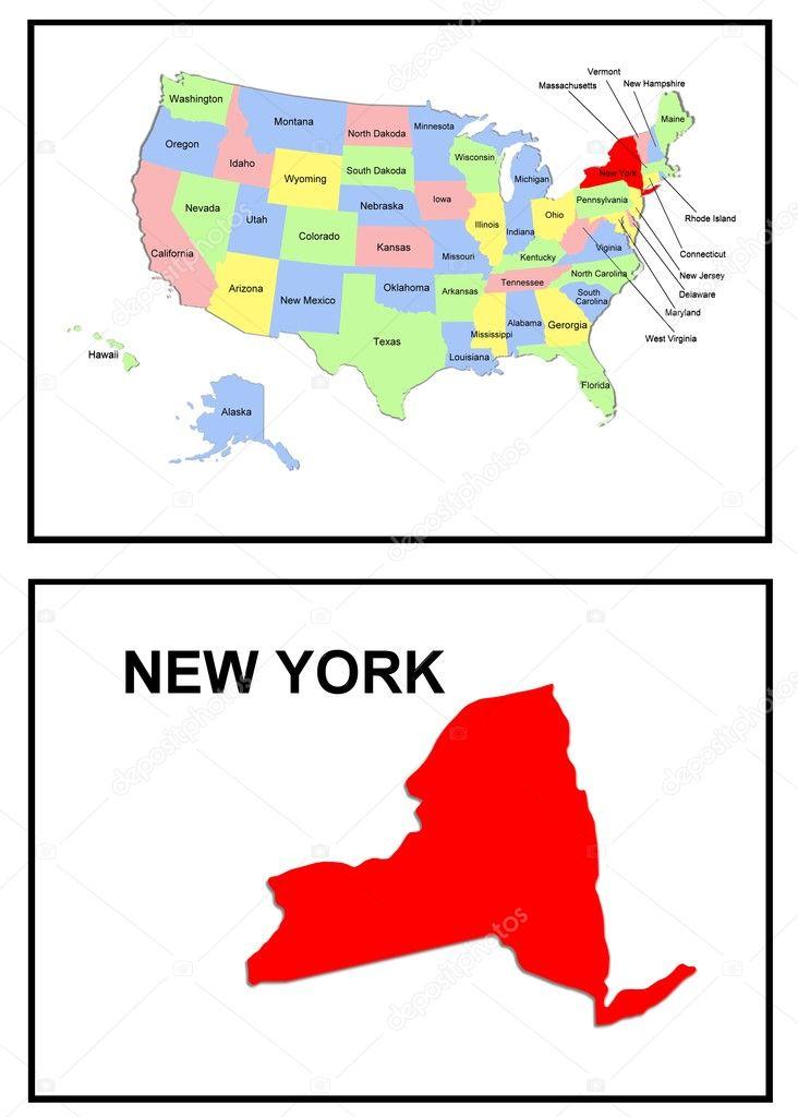 Amiga nueva estados unidos 6