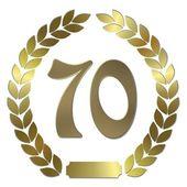 Lorbeerkranz 70
