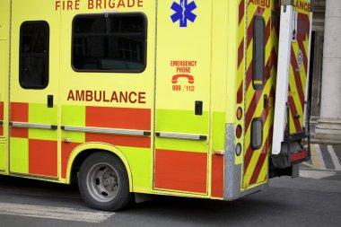 ambulans ve itfaiye