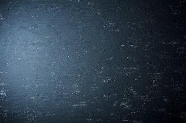 Blue spotlight background wall