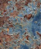 Fotografia struttura del metallo arrugginito grunge