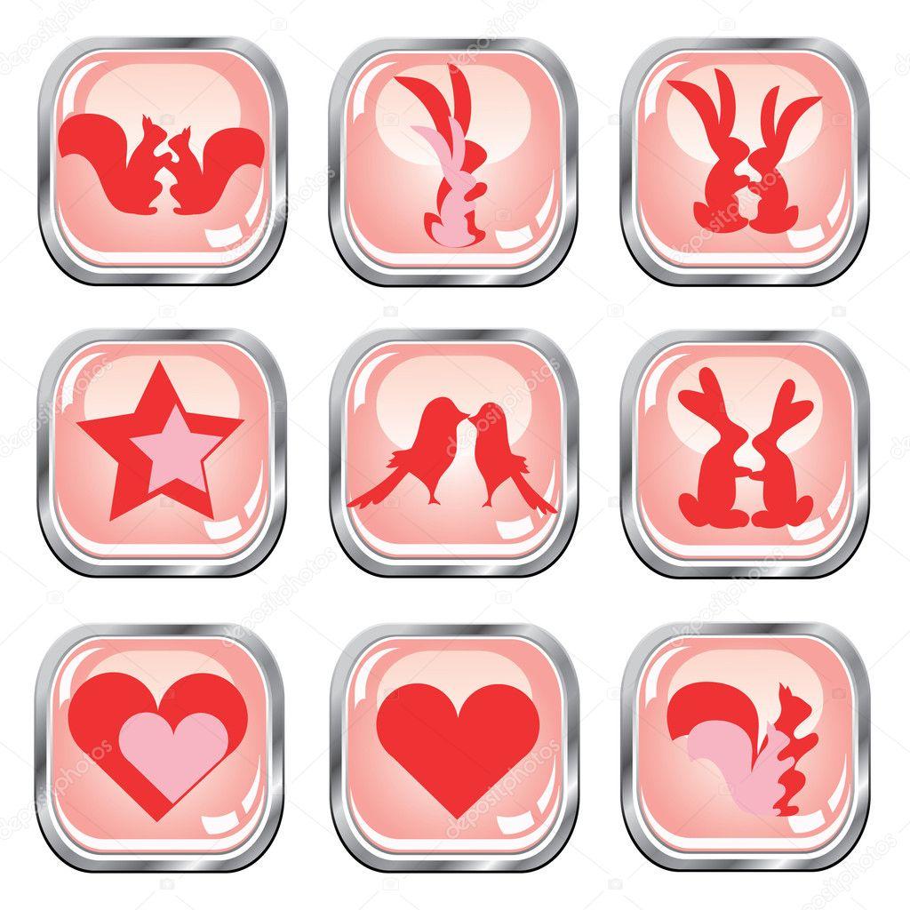 Button love amat, coleen lopez upskirt