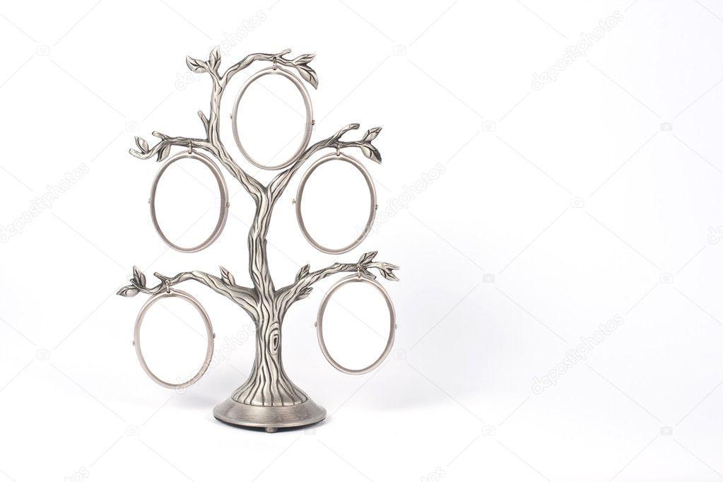 fotoram i form av träd u2014 Stockfotografi u00a9 Kostya m #1910164