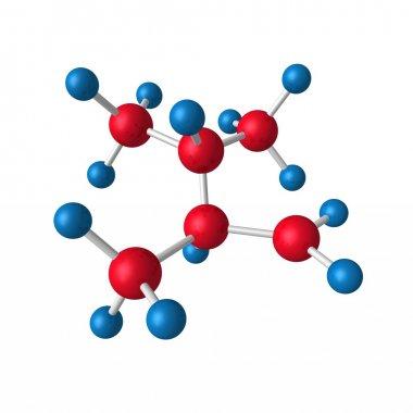 Molecule valine