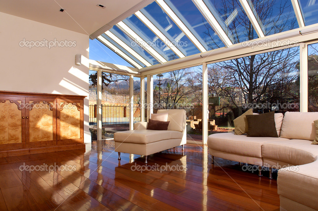 Home interior u2014 stock photo © slovegrove #1719929