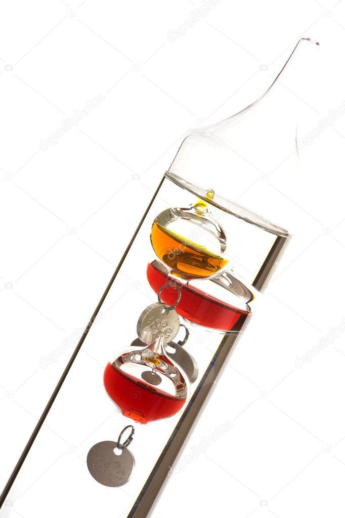 Prima Vatten termometer — Stockfotografi © eremmm #2032317 OP-31