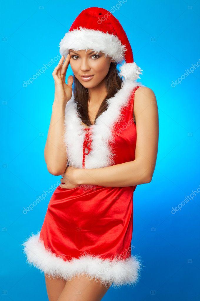 Santas Wife Stock Photo C Dashek 1958464