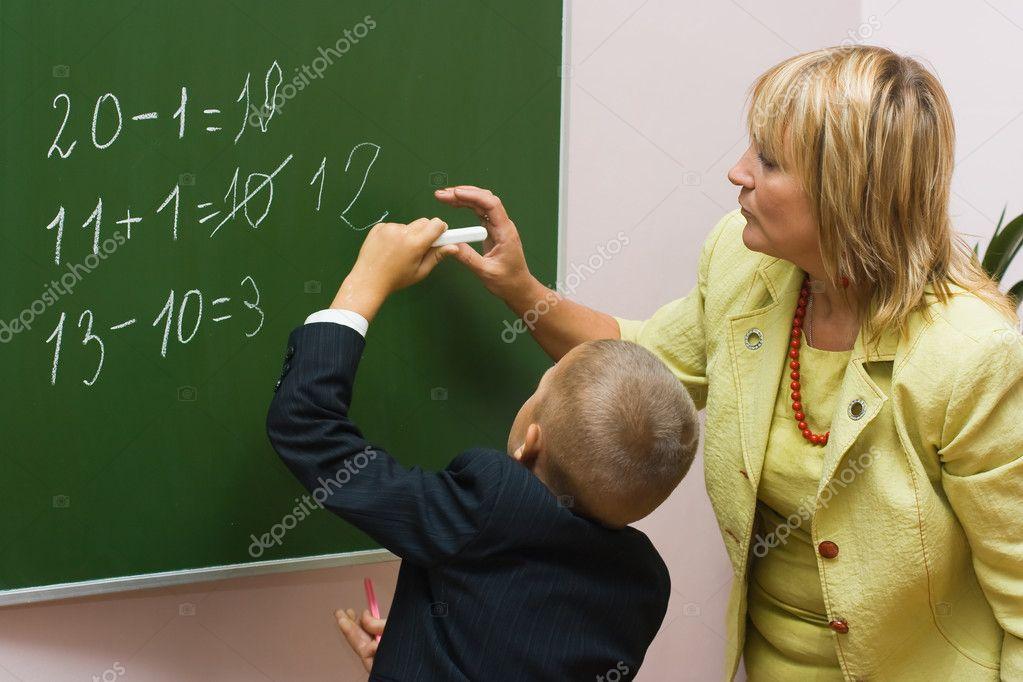 учитель ученице фото