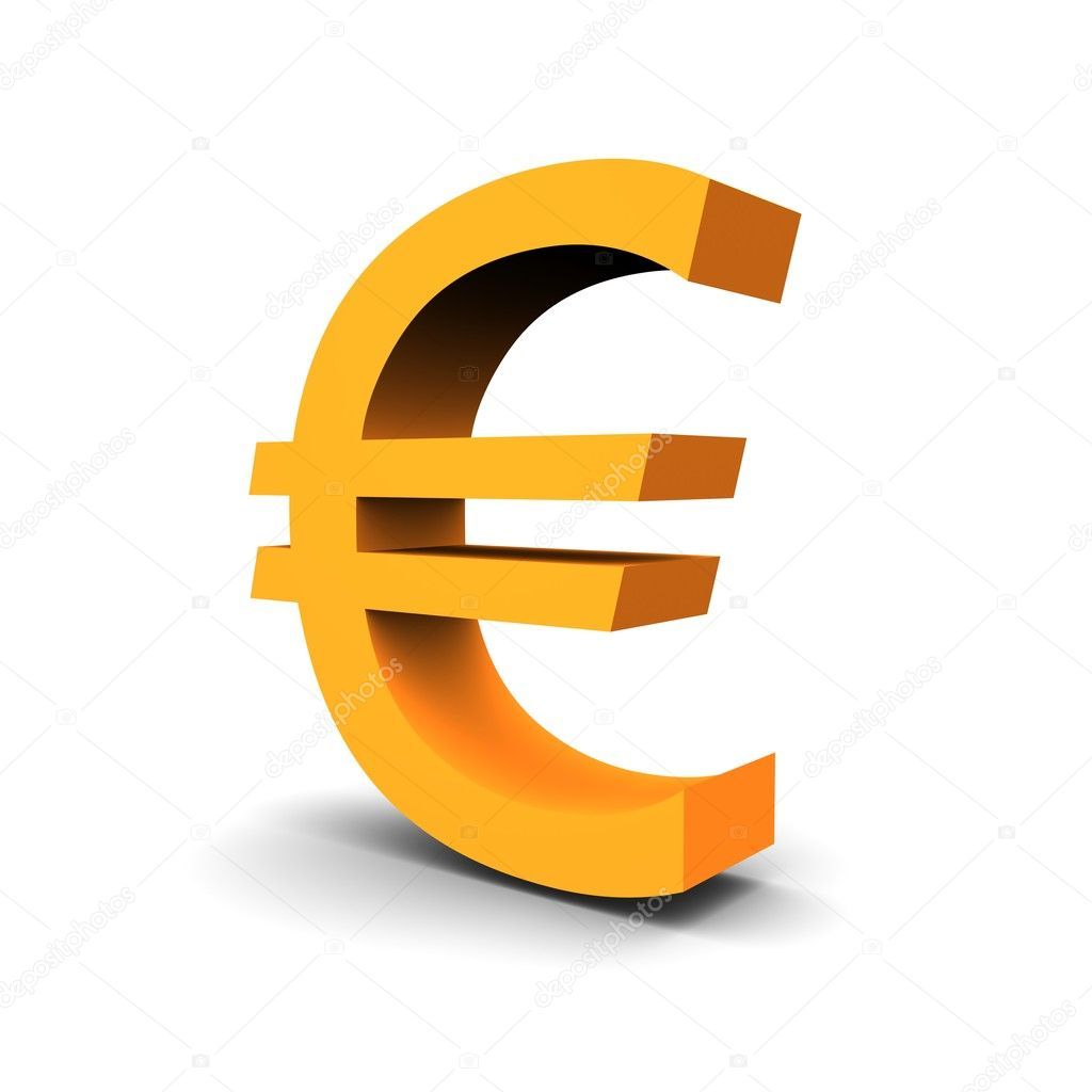 Euro currency symbol 3d rendered image stock photo skvoor 2097422 euro currency symbol 3d rendered image stock photo biocorpaavc Images