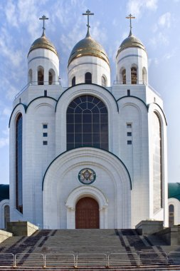 Kaliningrad, Temple of Christ Rescuer