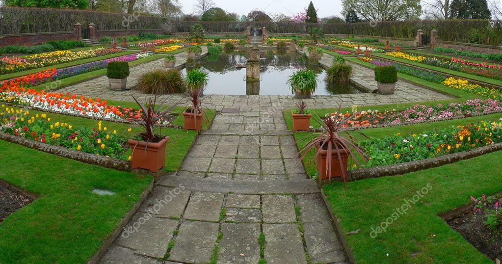 Qeen's Garden in London