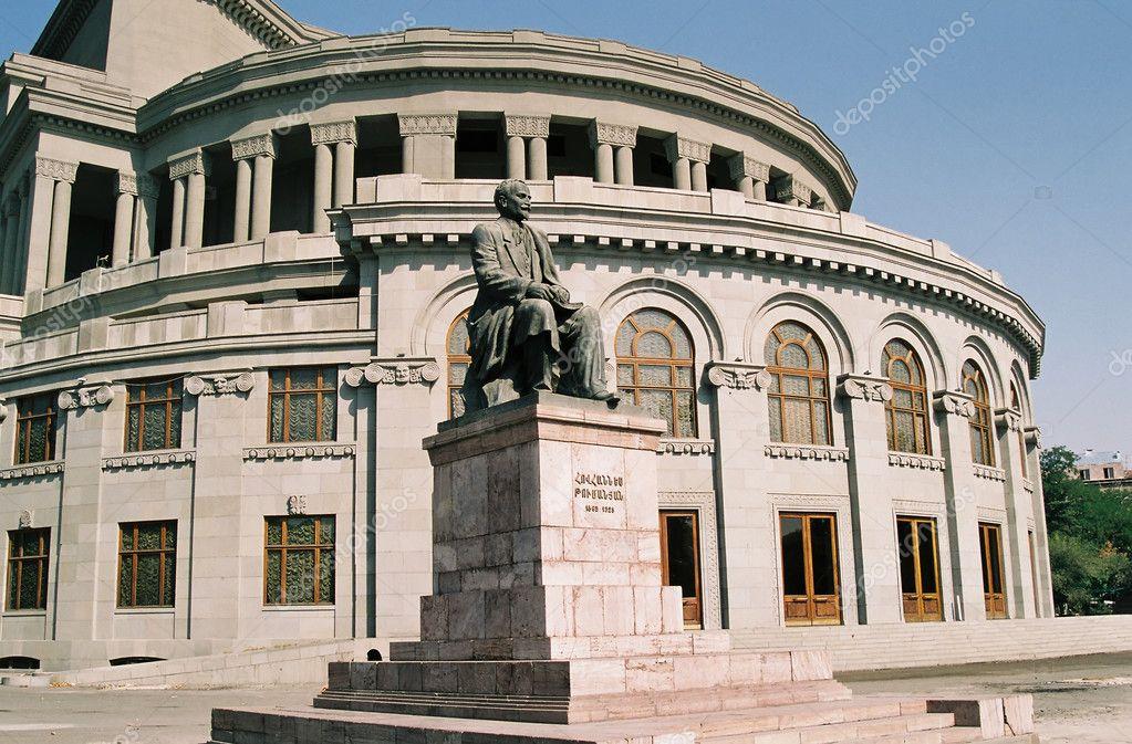 Opera-house.