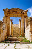Ancient arch of Artemis Temple