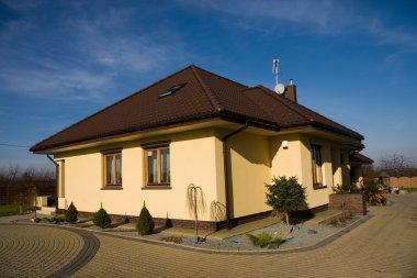 Single family small house