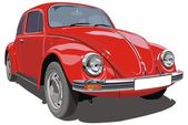 Photo Red `Bug`