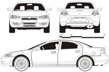 Vector car technical draft