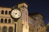 Photo Town clock