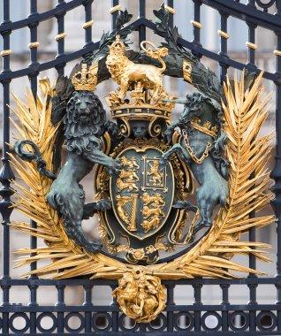 Buckingham palace detail