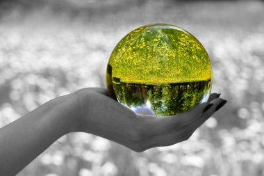 Magic sphere 2