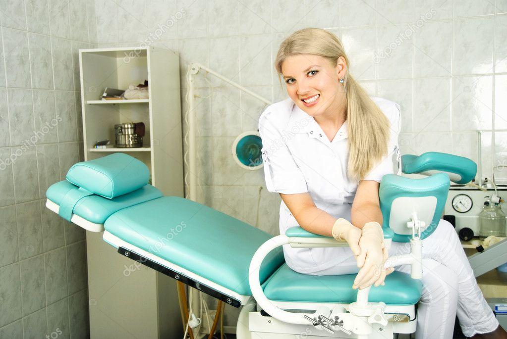 фото беременных в кресле гинеколога
