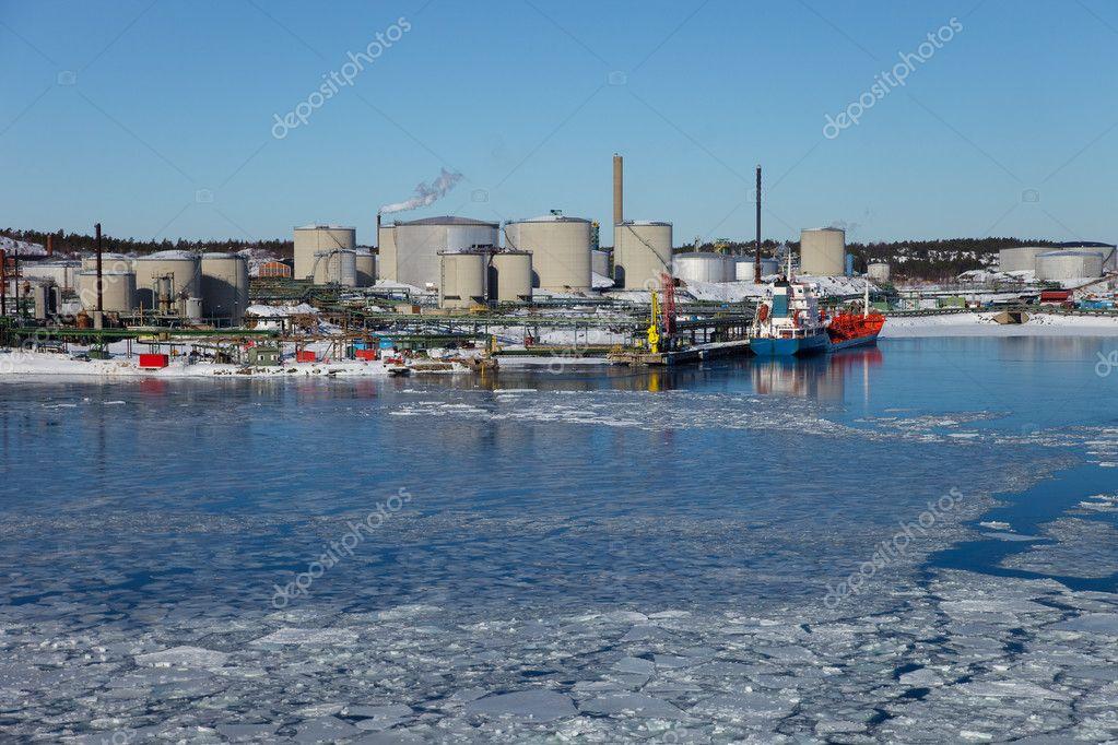Nynashamn fuel terminal