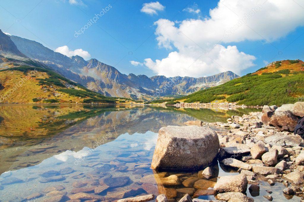 Фотообои Mountains landscape