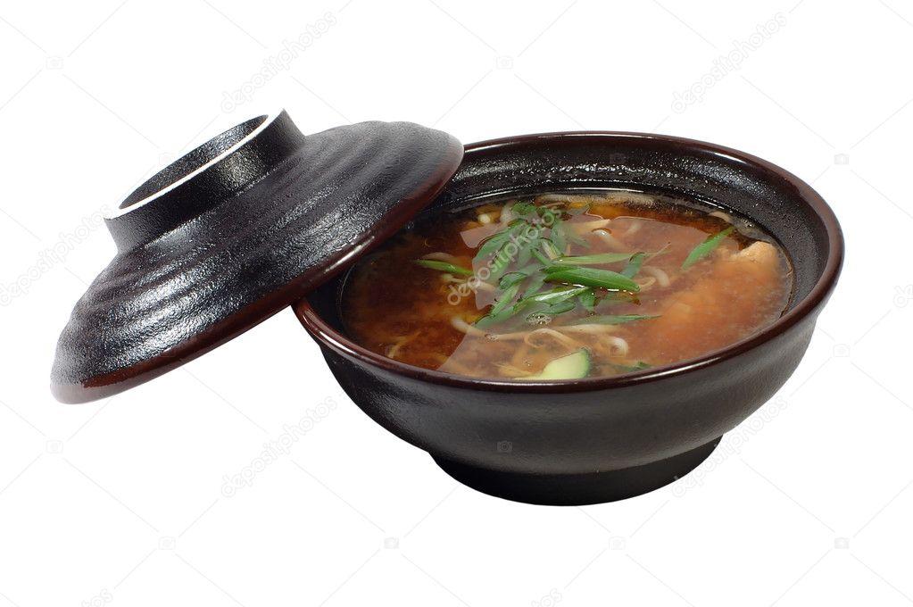Miso Soup Cup