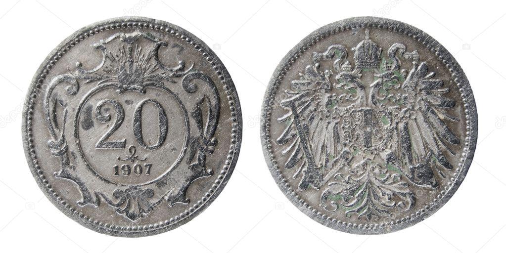 Монети австро угорської імперії где в старых домах искать монеты