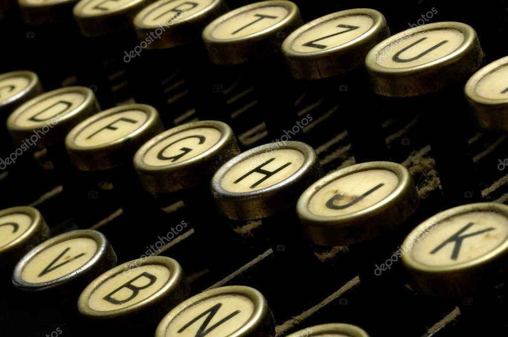 Afbeeldingsresultaat voor typemachine detail