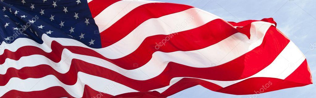 American flag 027
