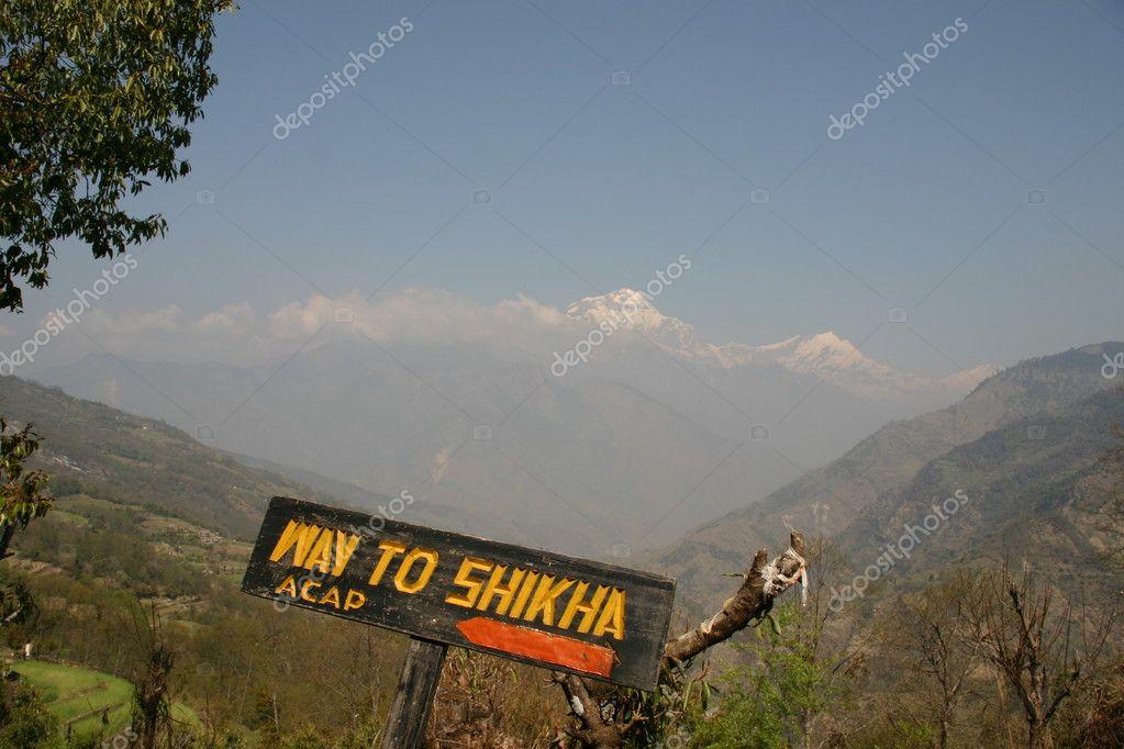 Annapurna Trek in Himalaya