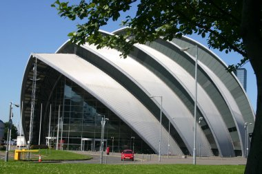 Glasgow exhibition centre