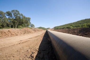 New oil pipeline