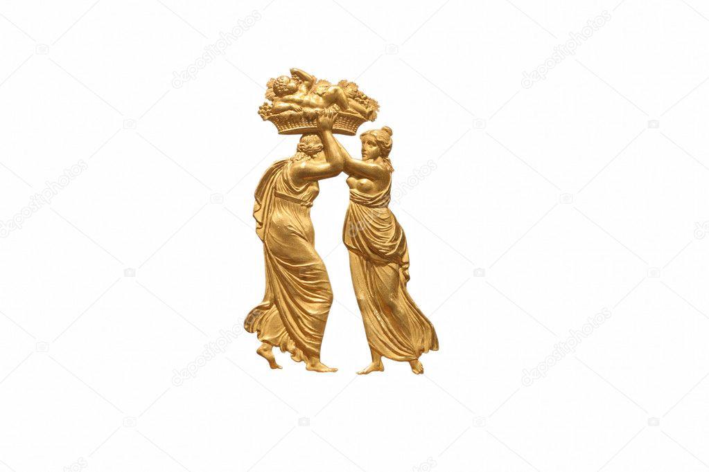 Greek relief
