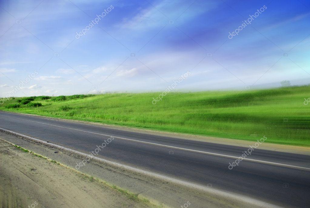 Motion road