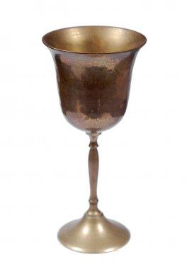 Copper goblet