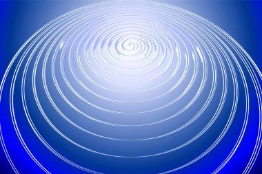 Circle light waves