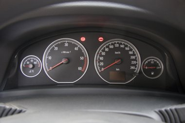 Car speedmeter