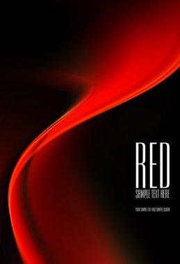 "Картина, постер, плакат, фотообои ""черный и красный фон "", артикул 2421056"