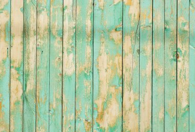 Scratched wooden background