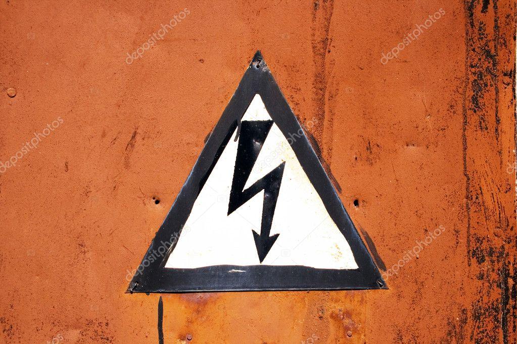 High Voltage Symbol Stock Photo C Kzwwsko 1816613