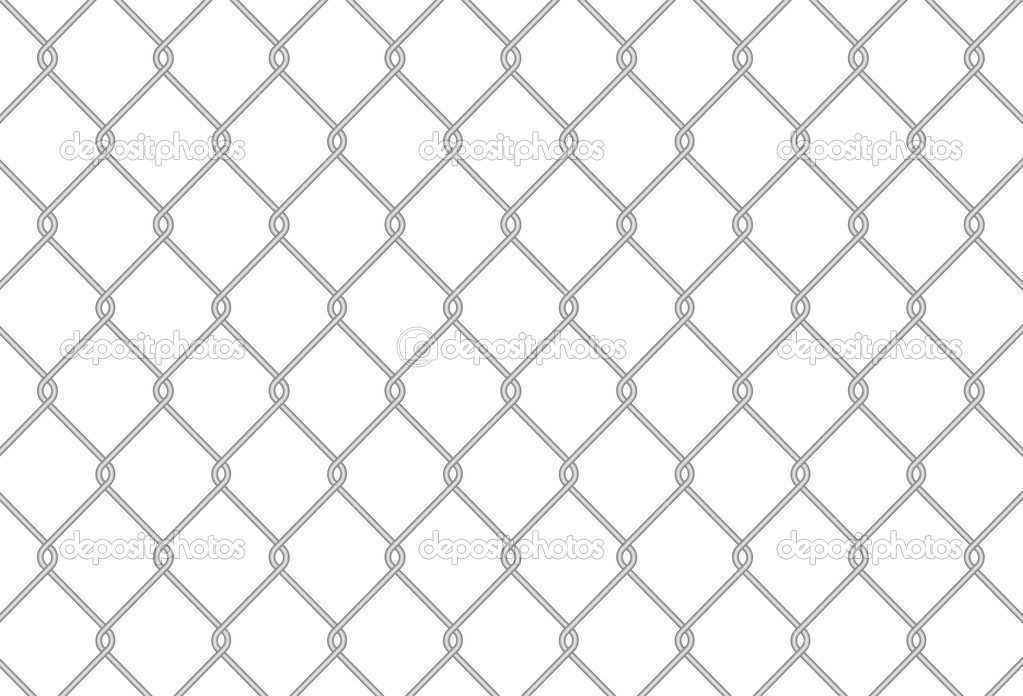 chain link fence texture — stock vector © yellowpixel #1860013