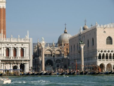 Venice - Seaview of Piazzetta San Marco