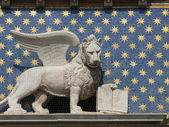 Photo Lion of St. Mark - symbol of Venice