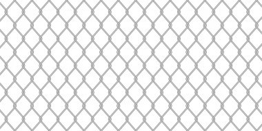 Vector illustrated fence
