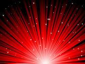 raggi rossi