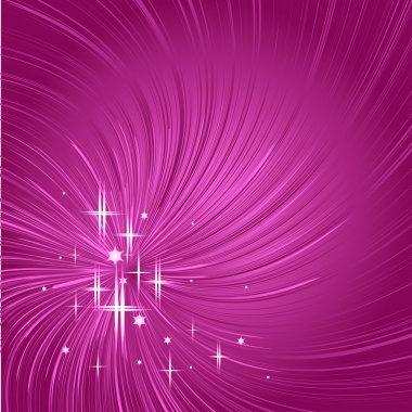 Pink flash background