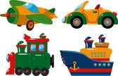 Photo Set of vehicles