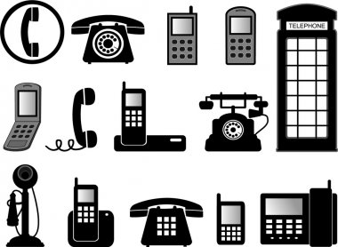 Phone illustrations